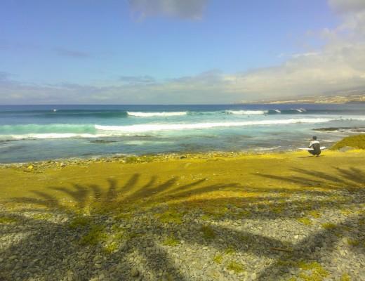 Vapaapäivä, aurinkoa ja surffareita!