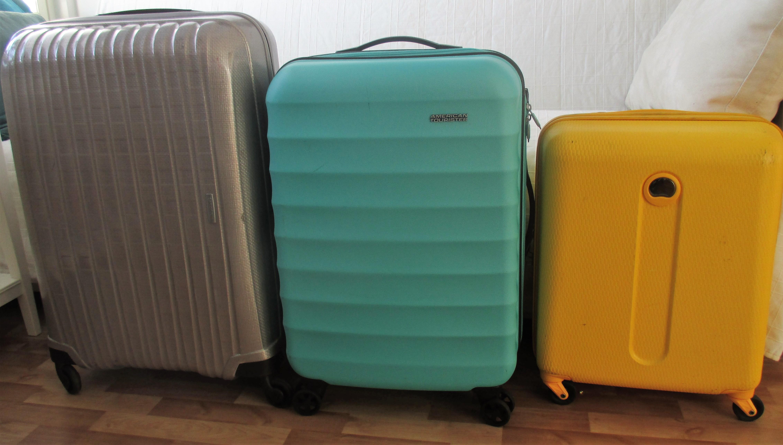 Upptäcka Laukku : American tourister matkalaukku kokemuksia siirrett?v?